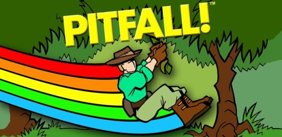 PITFALL! for Amazon Kindle Fire HD