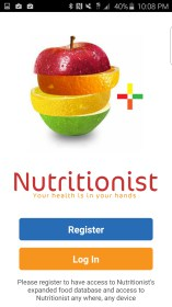 Nutritionist+ for Samsung Galaxy Ace 3