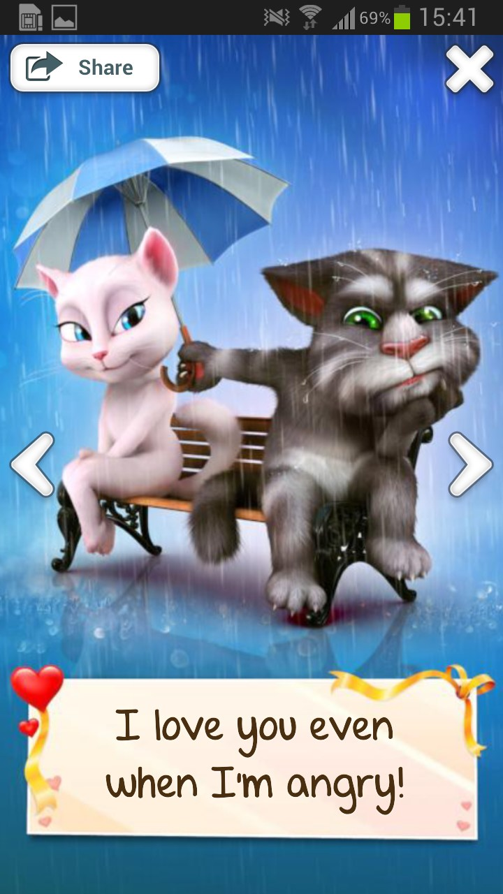 Talking tom and angela hookup games